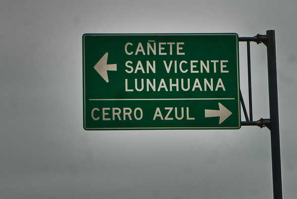 Road Trip 2012: Lima - Cusco
