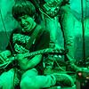 Guitarrista Rodrigo Boza - La Base Punk Vernakular - Festival del Arco Iris - Cusco - Perú