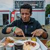 Desayuno @ Metal Town - Dessel - Amberes - Bélgica