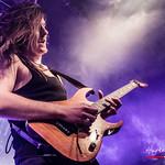 Joona Bj�rkroth - Battle Beast @ Biebob - Vosselaar - Belgium/B�lgica