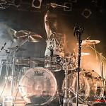 Pyry Vikki - Battle Beast @ Biebob - Vosselaar - Belgium/B�lgica