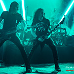 Henkka Sepp�l� & Daniel Freyberg - Children of Bodom @ Le M�taphone - Oignies - Pas-de-Calais - France/Francia