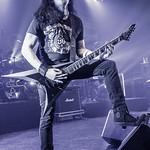 Daniel Freyberg - Children of Bodom @ Le M�taphone - Oignies - Pas-de-Calais - France/Francia