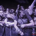 Audience - Kreator @ 013 - Tilbug - The Netherlands/Paises Bajos