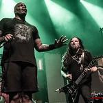 Derrick Green & Andreas Kisser - Sepultura @ 013 - Tilburg - The Netherlands/Paises Bajos