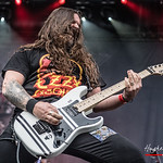 Andreas Kisser - Sepultura @ Graspop Metal Meeting 2017 - Dessel - Belgium/B�lgica