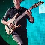 Cameron Maynard - The Contortionist (USA) @ Trix Club - Antwerp/Amberes - Belgium/B�lgica