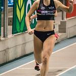 Laures Bauwens (RC Gent) - (Reeksen 200 M) @ Kampioenschap van Vlaanderen - BLOSO Topsporthal - Gent