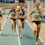 Sofie Lauwers (RAM) wordt Vlaams kampioene voor Yentl Vandenberghe (AV Lokeren), Hanne van Loock (DCLA) en Jessie Raes (Houtland AC) op de 800 M Dames @ Kampioenschap van Vlaanderen - BLOSO  ...