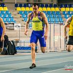 Finale 60 M Heren @ Kampioenschap van Vlaanderen - BLOSO Topsporthal - Gent