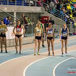 Start 1.500 M Dames @ Kampioenschap van Vlaanderen - BLOSO Topsporthal - Gent