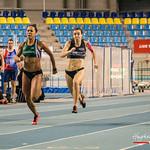 Finale 60 M Dames @ Kampioenschap van Vlaanderen - BLOSO Topsporthal - Gent