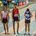 Start 1.500 M Heren @ Kampioenschap van Vlaanderen - BLOSO Topsporthal - Gent