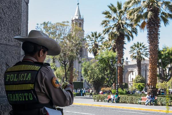 Arequipa: Ciudad/City