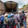 Venta de herramientas - Mercado dominical - Combapata - Canchis - Cusco - Peru