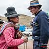 Compra semanal - Mercado dominical - Combapata - Canchis - Cusco - Peru