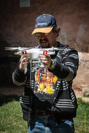 Drone @ Checacupe